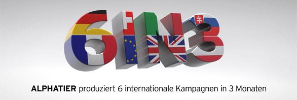 07.11.2013 // ALPHATIER international erfolgreich
