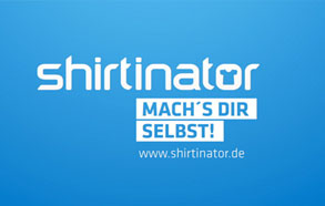 TV-Spot Referenz Alphatier shirtinator